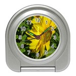 flowers_30 Travel Alarm Clock