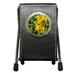 flowers_30 Pen Holder Desk Clock