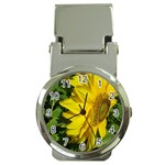 flowers_30 Money Clip Watch
