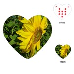 flowers_30 Playing Cards (Heart)