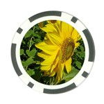 flowers_30 Poker Chip Card Guard