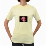 landat_01 Women s Yellow T-Shirt