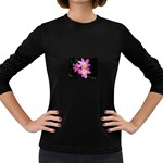 landat_01 Women s Long Sleeve Dark T-Shirt