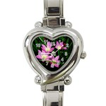 landat_02 Heart Italian Charm Watch