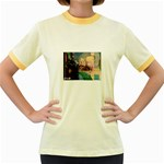 misc_68 Women s Fitted Ringer T-Shirt