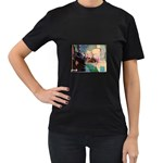 misc_68 Women s Black T-Shirt