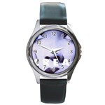 scream_5 Round Metal Watch