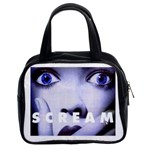 scream_5 Classic Handbag (Two Sides)