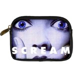 scream_5 Digital Camera Leather Case