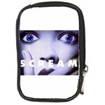 scream_5 Compact Camera Leather Case