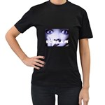 scream_5 Women s Black T-Shirt