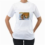 tiger_4 Women s T-Shirt
