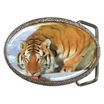 tiger_4 Belt Buckle