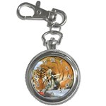 tiger_4 Key Chain Watch