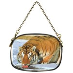 tiger_4 Chain Purse (One Side)