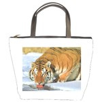 tiger_4 Bucket Bag