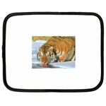 tiger_4 Netbook Case (XXL)