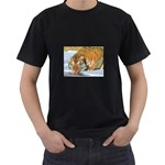 tiger_4 Black T-Shirt