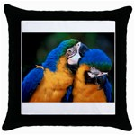 wallpaper_8438 Throw Pillow Case (Black)