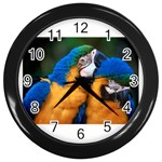 wallpaper_8438 Wall Clock (Black)