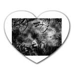 wallpaper_9813 Mousepad (Heart)