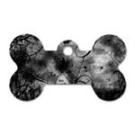 wallpaper_9813 Dog Tag Bone (One Side)