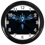 wallpaper_11150 Wall Clock (Black)