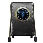 wallpaper_11150 Pen Holder Desk Clock