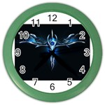 wallpaper_11150 Color Wall Clock