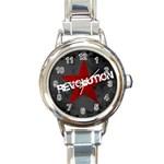 wallpaper_11805 Round Italian Charm Watch