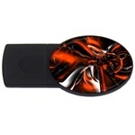 wallpaper_12280 USB Flash Drive Oval (2 GB)