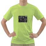wallpaper_12647 Green T-Shirt