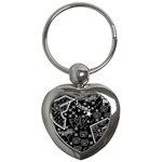 wallpaper_12647 Key Chain (Heart)