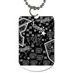 wallpaper_12647 Dog Tag (One Side)