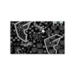 wallpaper_12647 Sticker Rectangular (100 pack)
