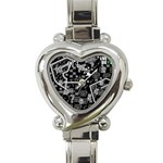 wallpaper_12647 Heart Italian Charm Watch
