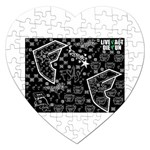 wallpaper_12647 Jigsaw Puzzle (Heart)
