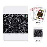 wallpaper_12647 Playing Cards Single Design