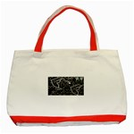 wallpaper_12647 Classic Tote Bag (Red)
