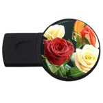 wallpaper_12974 USB Flash Drive Round (4 GB)