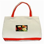 wallpaper_12974 Classic Tote Bag (Red)