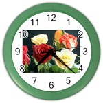 wallpaper_12974 Color Wall Clock