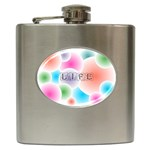 wallpaper_13078 Hip Flask (6 oz)