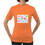 wallpaper_13078 Women s Dark T-Shirt