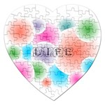 wallpaper_13078 Jigsaw Puzzle (Heart)