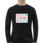 wallpaper_13078 Long Sleeve Dark T-Shirt