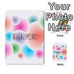 wallpaper_13078 Multi-purpose Cards (Rectangle)