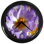wallpaper_13855 Wall Clock (Black)