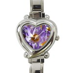wallpaper_13855 Heart Italian Charm Watch