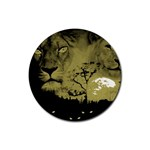 wallpaper_15601 Rubber Coaster (Round)